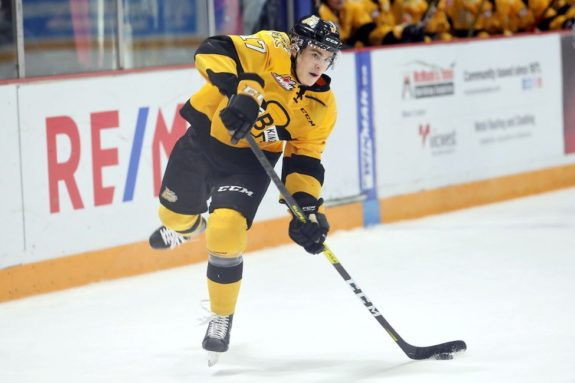 Ridly Greig Brandon Wheat Kings