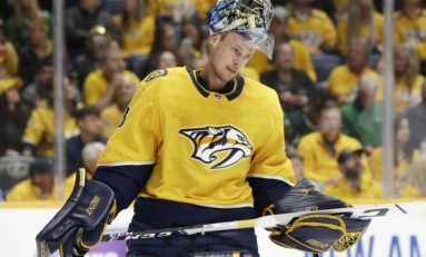 Are Pekka Rinne's Best Days Behind Him?