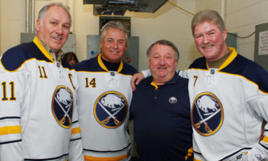 Life & Times of Sabres' Equipment Manager Rip Simonick