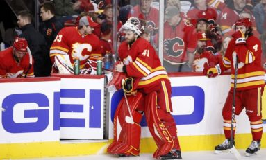 Flames Face Goalie Glut This Summer