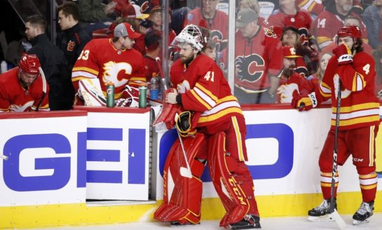 Flames Fizzle in Playoffs, But Made Massive Improvements