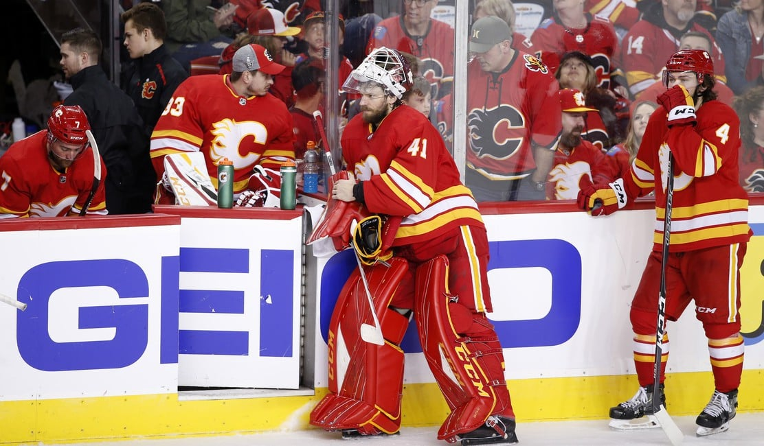 quality design 3ab18 1fe34 Flames Fizzle in Playoffs, But Made Massive Improvements ...