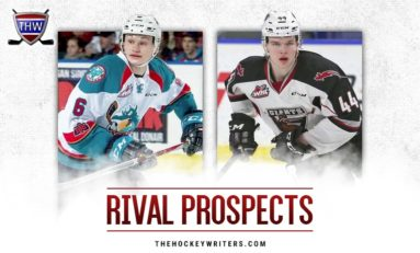 Byram and Korczak: Friends Turned Foes in WHL