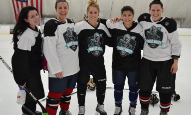 Riveters Back On the Ice For a Good Cause