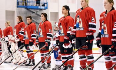 Riveters Relieved to See 2018 End