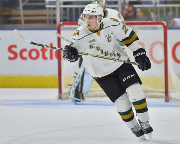Robert Thomas, London Knights