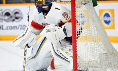 Luongo's Winding NHL Road