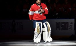 Tape2Tape: Luongo Pays Tribute to Hometown
