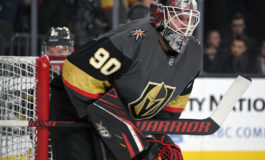 Golden Knights' Goalie Drama Is Over