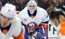 Islanders Cover Coyotes - Lehner Stops 35