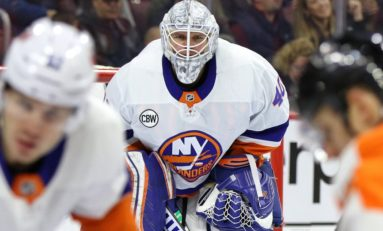 Isles' Lehner Thriving After Facing Mental Health Issues