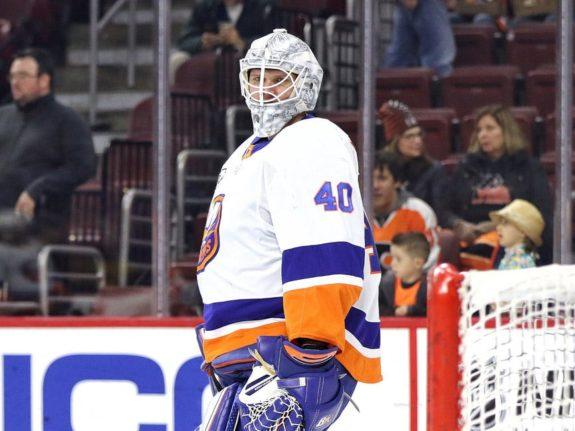 Robin Lehner, New York Islanders