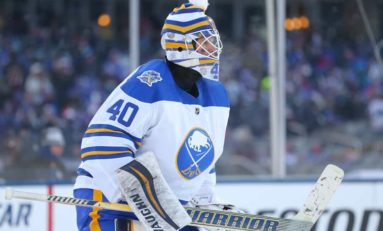 Without Lehner, Sabres Would Be Epically Bad