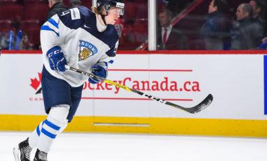 Robin Salo - 2017 NHL Draft Prospect Profile