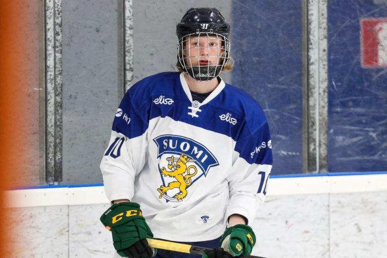 Roby Jarventie Team Finland