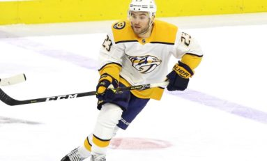 Predators Sign Grimaldi to 1-Year Deal