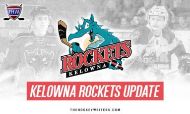 Kelowna Rockets Preseason Update: Prospects Pushing for Roster Spots