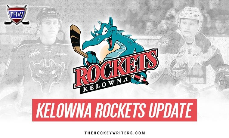 Kelowna Rockets Update