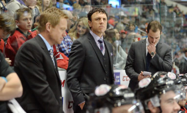 Memorial Cup a Second Chance for Spitfires