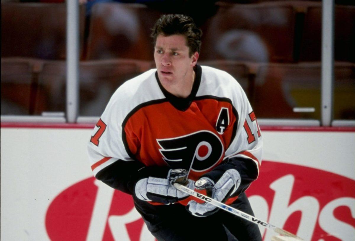 Rod Brind'Amour Philadelphia Flyers