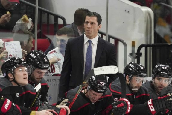Rod Brind'Amour Carolina Hurricanes