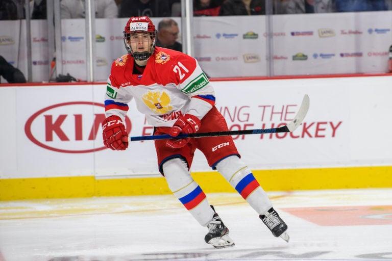 Rodion Amirov Team Russia