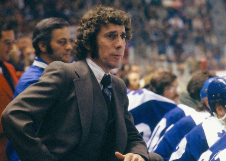 Roger Neilson Toronto Maple Leafs