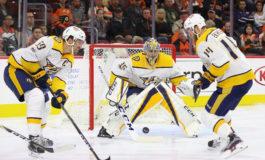 'Nashville Predators Only' NHL Awards