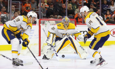 'Nashville Predators Only' NHL Awards