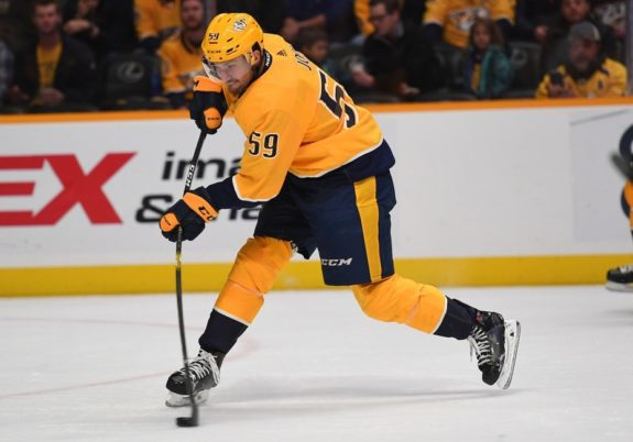 Predators defenseman Roman Josi