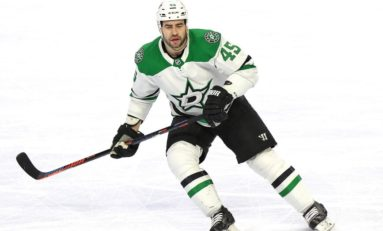 Stars' Polak Has Sternum Fracture After Going into Boards