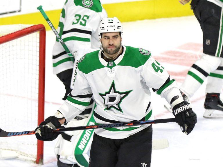 Roman Polak Dallas Stars