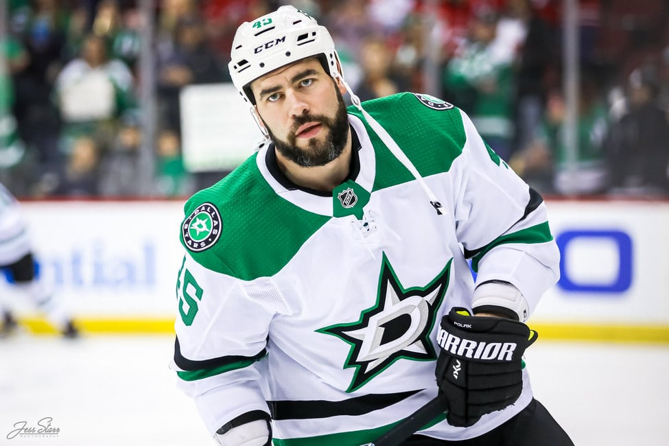 Roman Polak Dallas Stars
