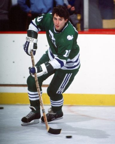 Ron Francis Hartford Whalers