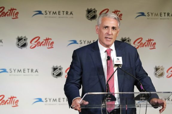 Ron Francis Seattle NHL