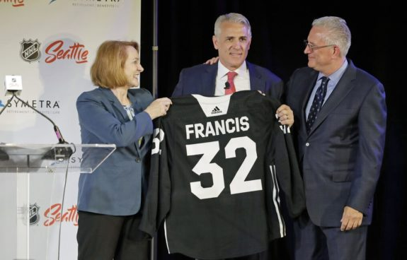 Ron Francis Seattle