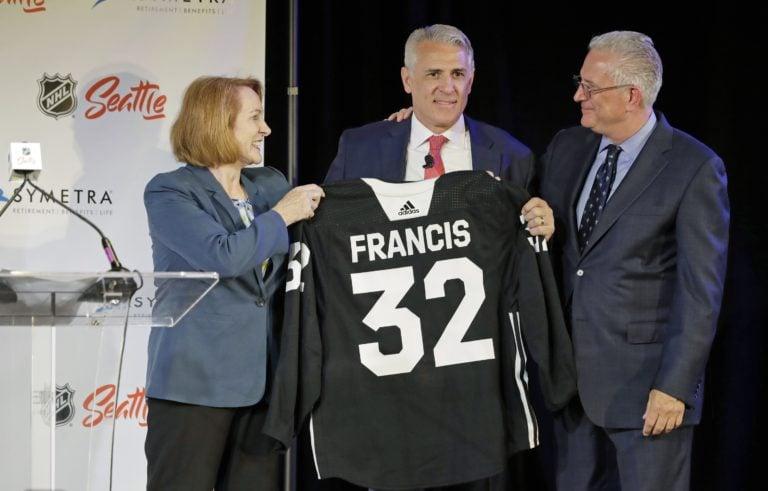 Ron Francis Seattle