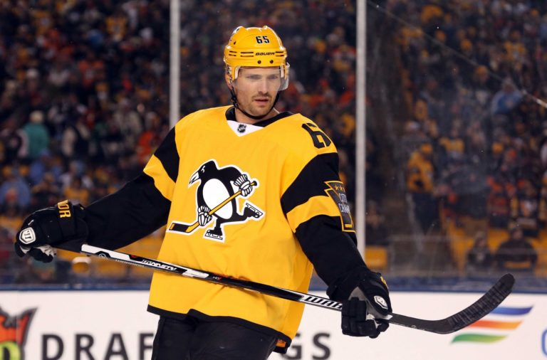 Ron Hainsey, Pittsburgh Penguins, NHL