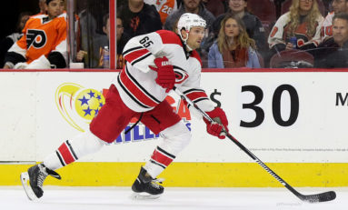 Recap: Hurricanes Edge Islanders 5-4 in OT