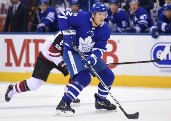 Ron Hainsey, Maple Leafs
