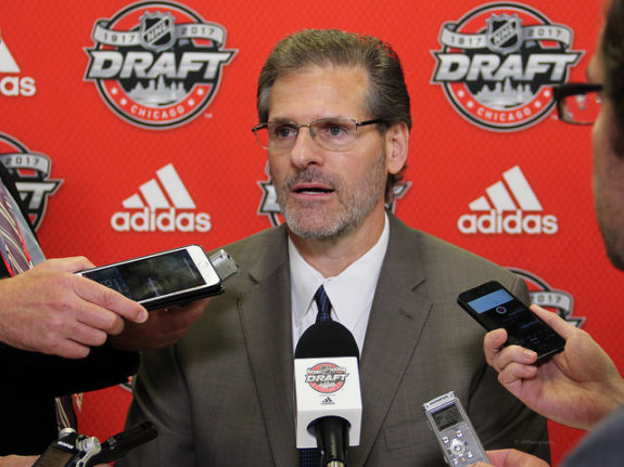 Ron Hextall, Flyers