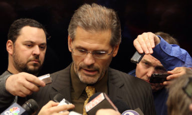 Ron Hextall: Former GM  'Stunned' that Flyers Fired Him