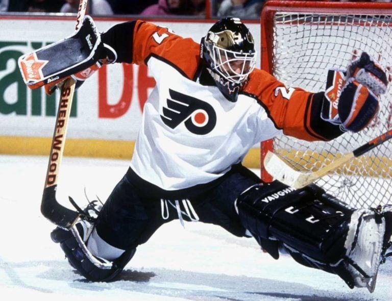 Ron Hextall Philadelphia Flyers