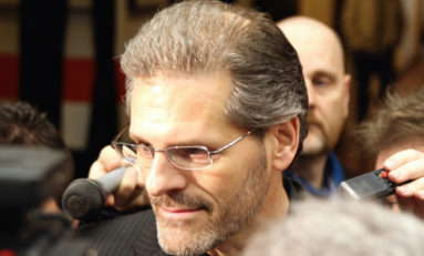 Flyers' Hextall Reliving 2008 Draft