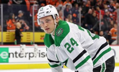Dallas Stars Re-Sign Roope Hintz to Three-Year Contract