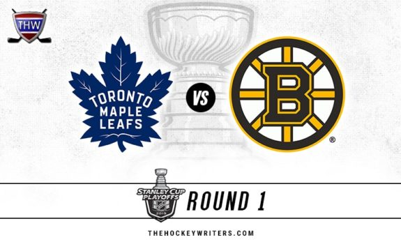 Toronto Maple Leafs vs Boston Bruins