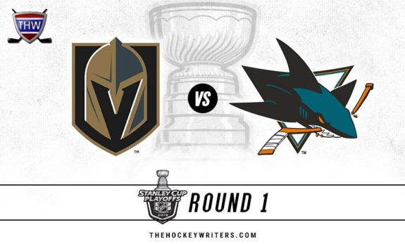 Vegas Golden Knights vs San Jose Sharks