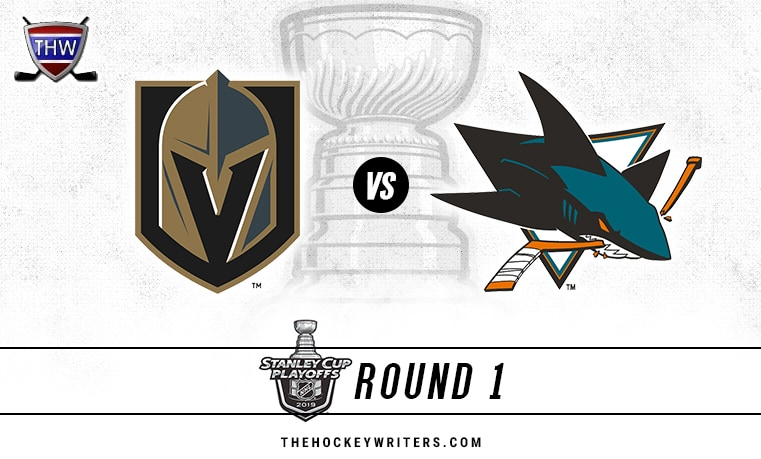 Vegas Golden Knights vs San Jose Sharks