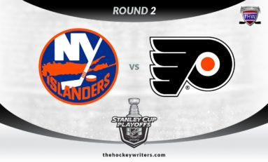Islanders & Flyers Second-Round Rematch 33 Years in the Making
