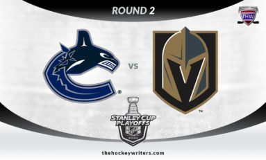 Canucks Could Surprise Golden Knights in Second Round Series